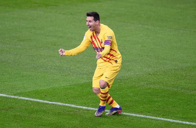 梅西再度变成主要表现最好是的足球运动员