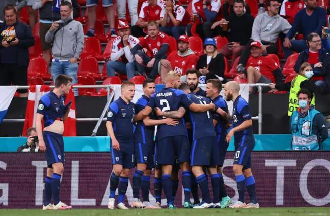 欧洲杯-热刺悍腰失点 丹麦北欧德比0-1不敌芬兰