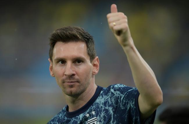 梅西:美洲杯以获胜开局很重要  国家队从不依赖我