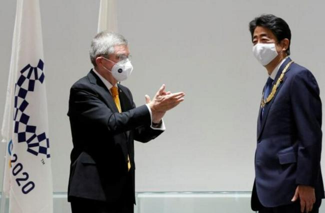 日媒:超五成受访民众反对奥运举行 看衰防疫能力