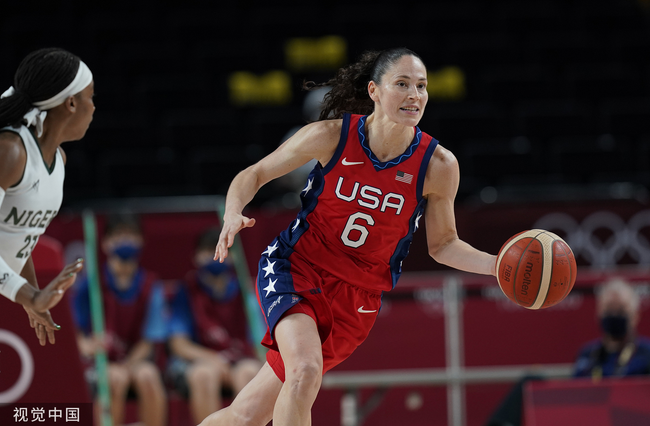 威尔森19分领衔美国女篮 拒绝逆转克尼日利亚