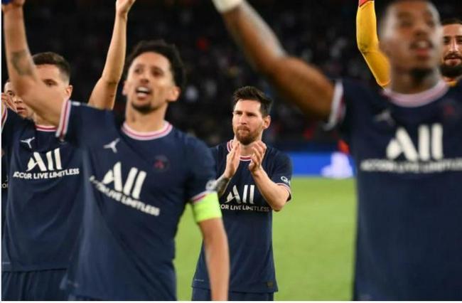 梅西对曼城进球被选为本轮欧冠最佳进球