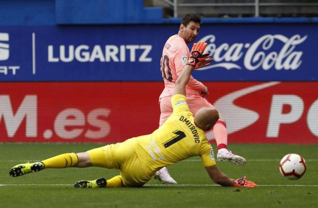 无C罗梅西好孤独!第6次获西甲金靴 比第2多15球