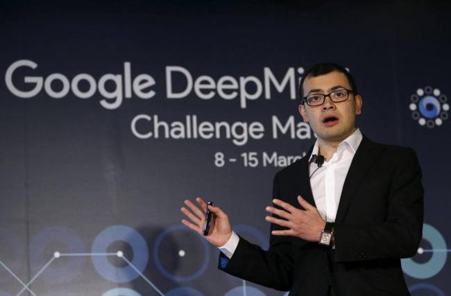 AlphaGo之父杰米斯·哈萨比斯
