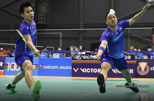 谢定峰展望泰国两站巡回赛 神往至少赢下一个冠军