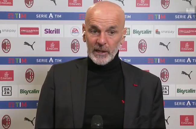皮奥利:过去1周太难太累 欧联比欧冠破坏性更大