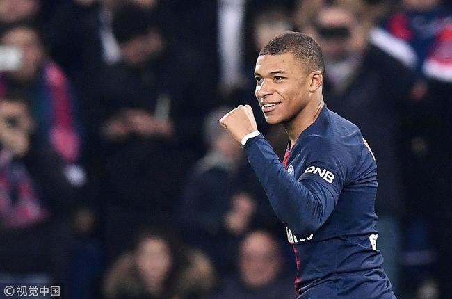 法甲-内马尔缺阵 姆巴佩破门 巴黎1-0取三轮首胜