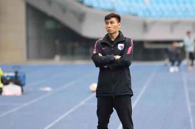 新任教练组首秀孙可改踢右后卫 天海热身2-1永昌