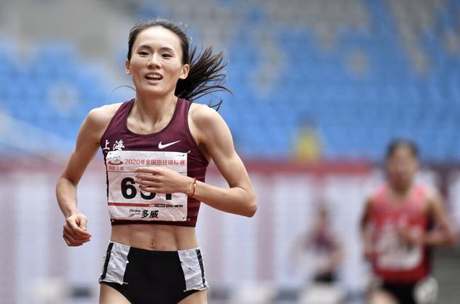 还以为她离奥运达标只差0.39秒 其实她已稳拿门票