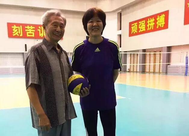 81岁宋世雄:郎平是我偶像 女排奥运卫冕难度不小
