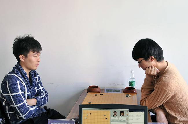 孙腾宇VS张涛