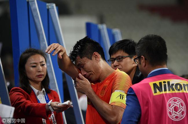 国足亚洲杯止步八强