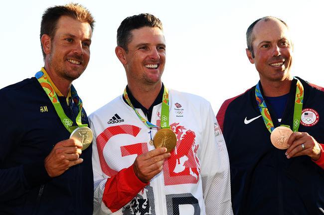 罗斯夺得奥运会金牌