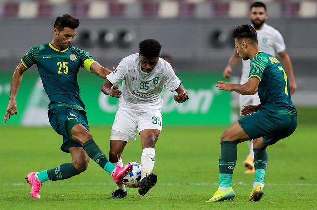 亚冠产生首支16强球队 比赛在世界杯空调球场进行