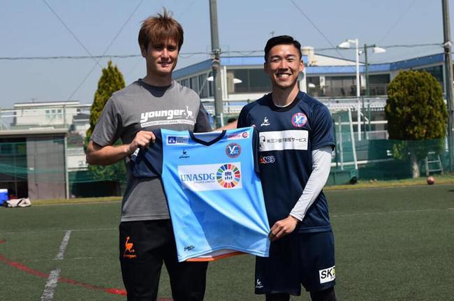 日本职业俱乐部首招中国香港球员 曾效力中甲两年