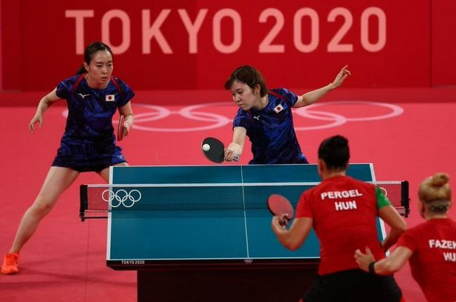 乒乓球女团日本中国台北进8强 波尔2分德国男团胜-第1张图片-im体育官网