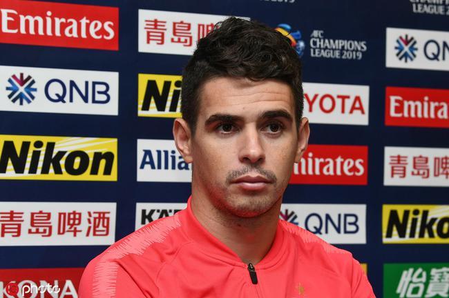 奥斯卡:输一场联赛没什么压力 踢过英超不怕对抗
