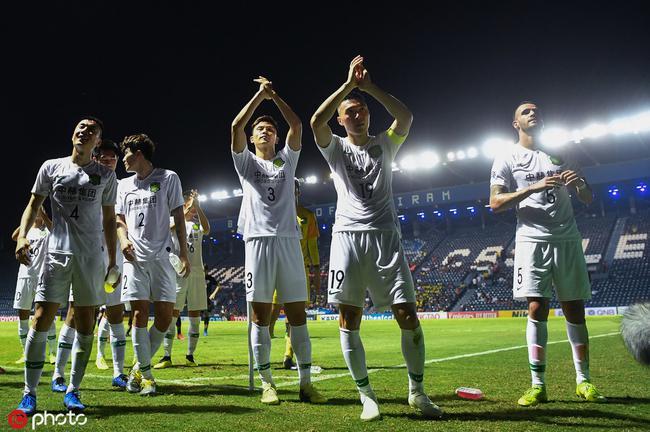 国安成为近7年首次在武里南客场赢球的中超球队