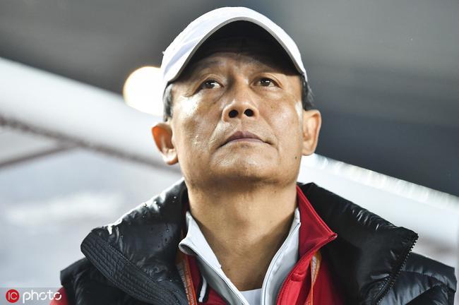 王宝山:胜利来之不易 还不清楚杨阔具体伤势情况
