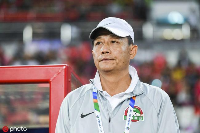 王宝山:本场战术纪律执行比较好 赢球有运气成分