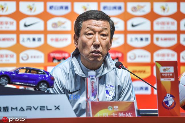 崔康熙:输球是教练责任对不起球迷 队员别泄气
