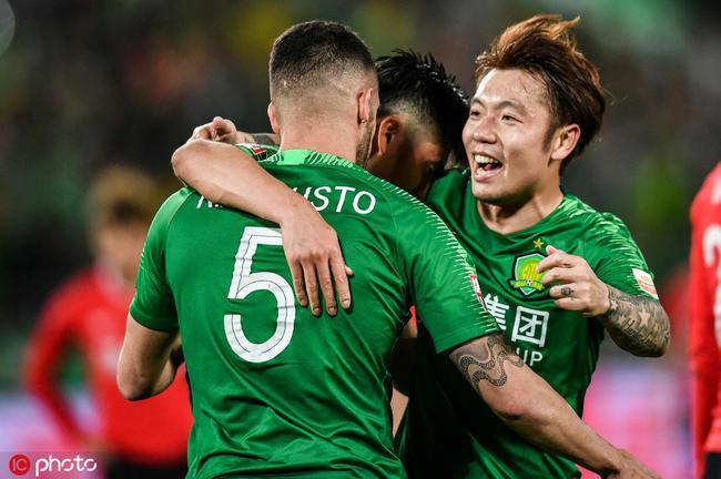 京媒:张玉宁表现十分完美 3-0是国安实力正常表现