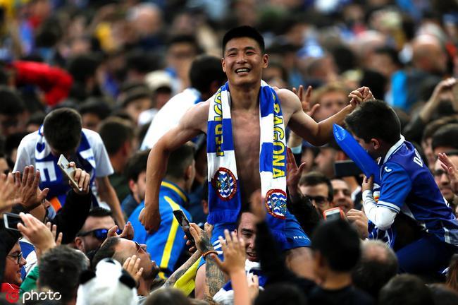 武磊走过的路是一条全新的中国足球生态变革之旅