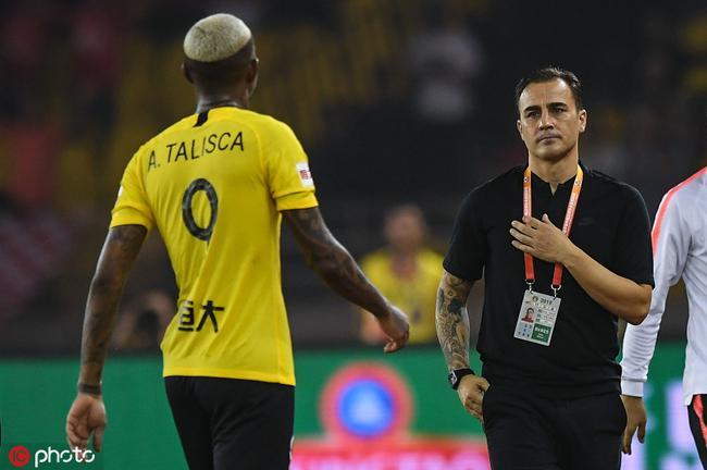卡纳瓦罗联赛自救成功 以最强阵容去接受亚冠审判