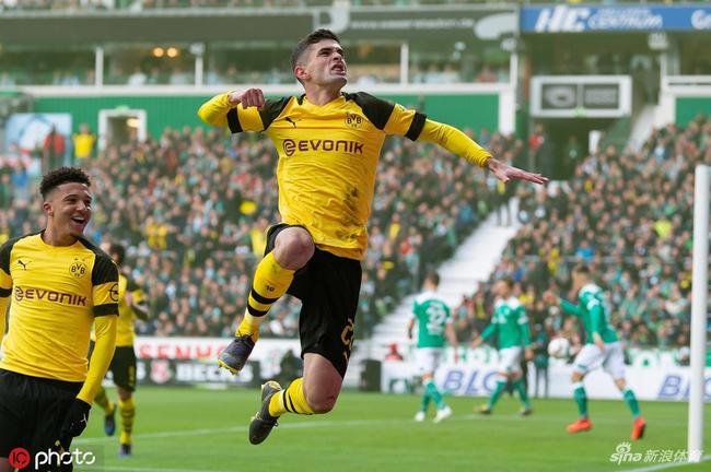 五大联赛场均进球榜:德甲压英超 西甲不如意甲