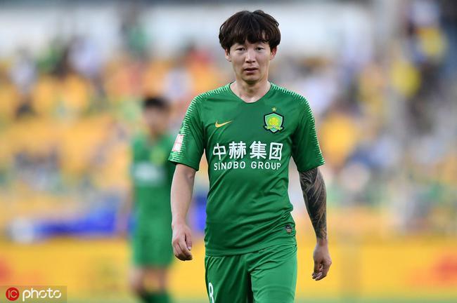 朴成收获赛季首球:教练要求很高 盼健康踢到最后