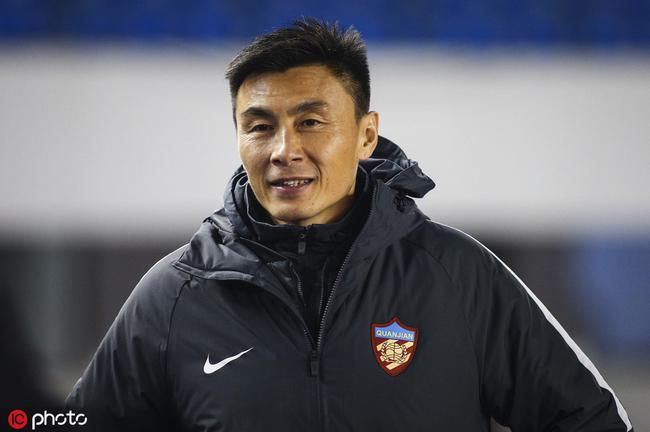 天海召开会议宣布李玮锋回归 全面管理一线队事务
