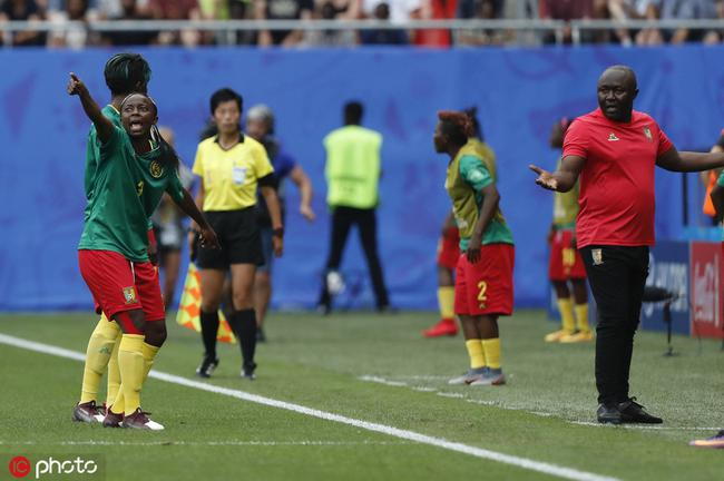 喀麥隆球員要罷賽