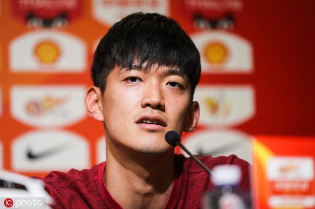 颜骏凌:德比将当成普通比赛对待 体能已百分百恢复