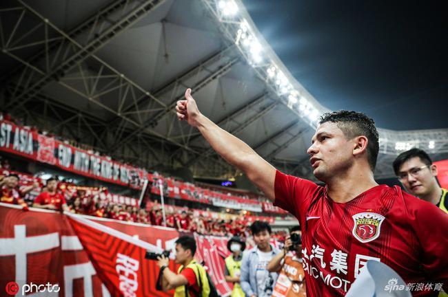 上海德比无进球埃神留遗憾 用中文感谢上港球迷