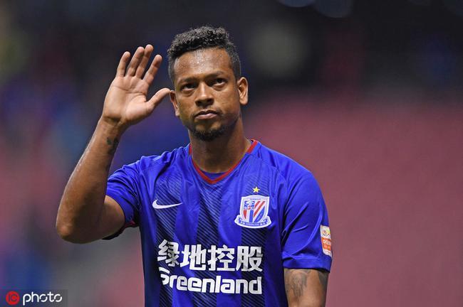 申花战建业瓜林将与球迷告别 本人17日将离开上海
