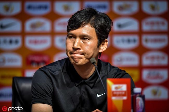 朴忠均:上轮没赢要向队员道歉 战鲁能心态很重要