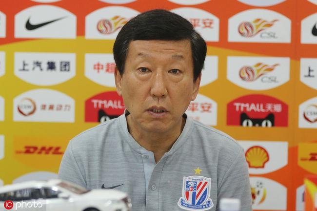 崔康熙:沙拉维彭欣力能否登场未定 球员训练很刻苦