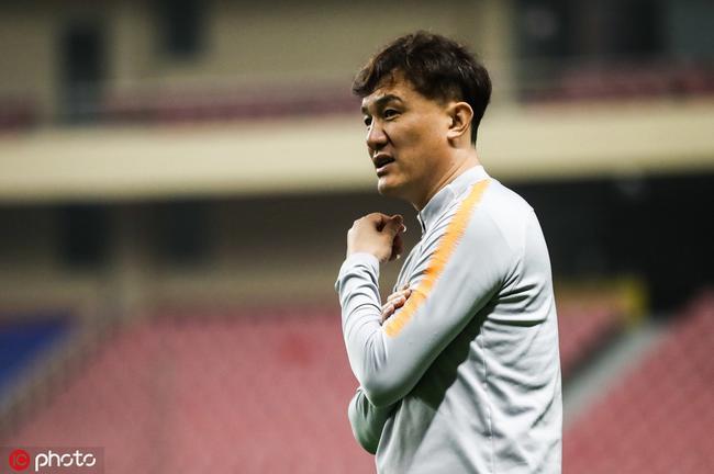 熟悉适龄球员成郝伟最大优势 段刘愚有望入选国奥