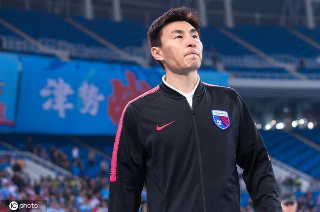 天海将与国足选拔队踢热身 再约泰达李玮锋表感谢