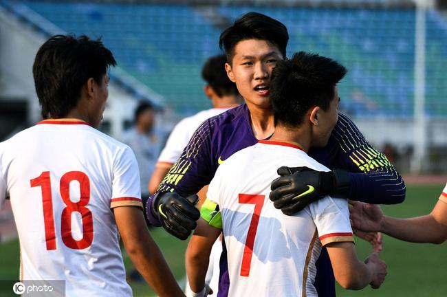 熊猫杯被韩国羞辱后国青再遭惨败 这次亚青赛都悬