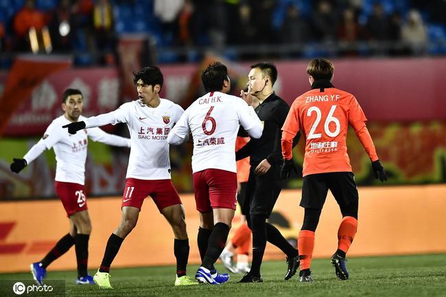 佩雷拉:输掉天王山让上港情绪不佳 这就是足球