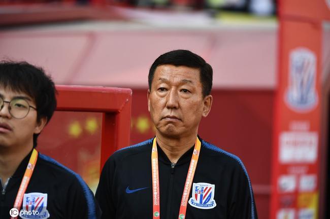 崔康熙:希望球员昂首挺胸回上海 保级后松懈了