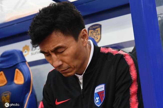 李玮锋:从未遇到如此困难一年 要把租借球员留下