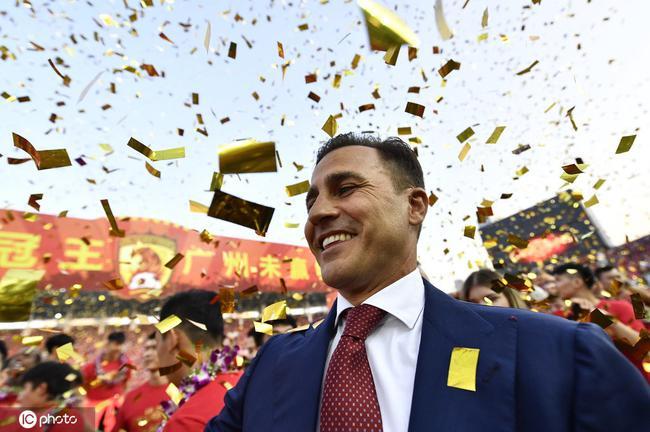 卡纳瓦罗:恒大夺冠几乎奇迹 不可能让每个人满意