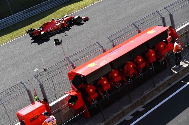 F1|多梅尼卡利:法拉利已为F1做出牺牲
