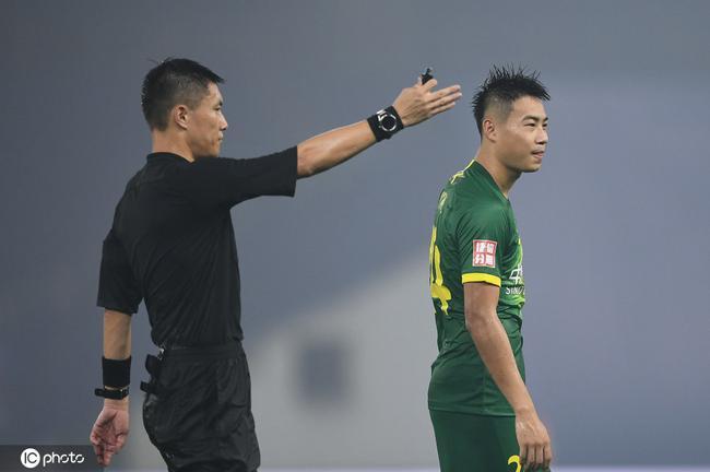 北青:足协正同步FIFA执法尺度 杨帆红牌不会追罚