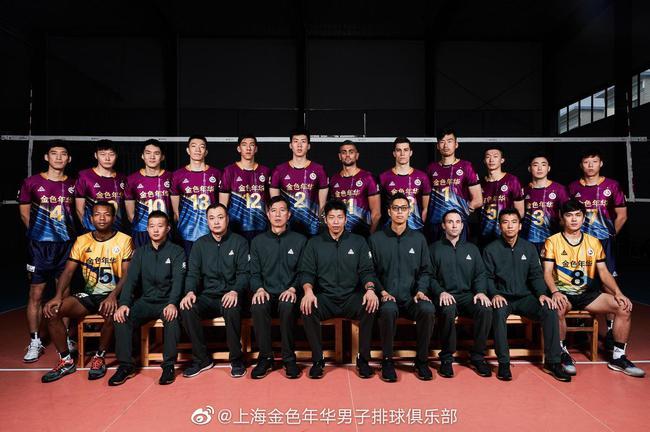 上海男排公布联赛14人参赛名单 国手詹国俊缺席