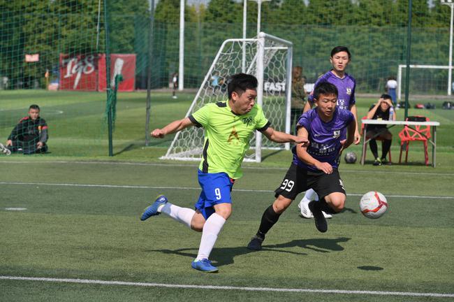 第25届上海市职工五人制足球锦标赛开幕