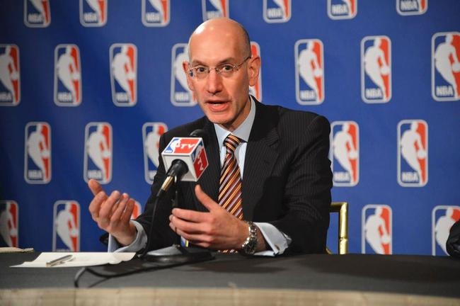 NBA复赛估计解救15亿美元! 仍丢失了15亿