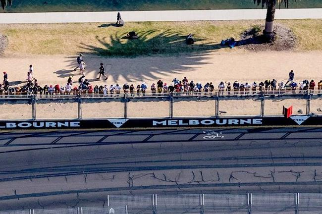 澳大利亚墨尔本一直是F1的赛季揭幕战